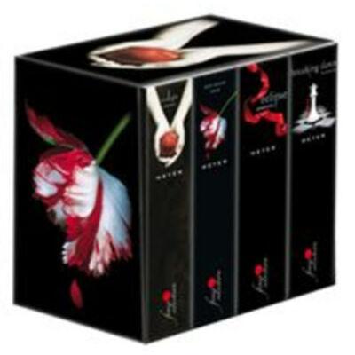 Twilight-saga díszdobozban